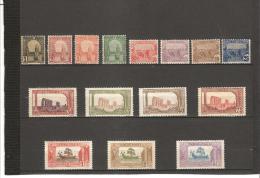 TIMBRES DE 1906  -  20  Dentelés  N° 29*  à  41*  Charnière - Nuovi