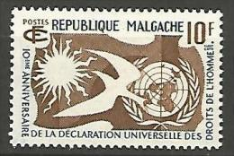 MADAGASCAR N� 335  NEUF** TTB