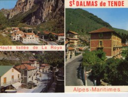 St-Dalmas De Tende.. Belle Multi-vues Du Village.. Maison De Repos.. Santé.. Vallée De La Roya - Frankreich