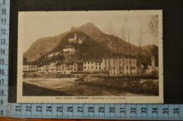 1929 BRESCIA VOBARNO  BELLISSIMA VEDUTA - Brescia