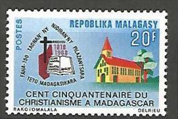 MADAGASCAR N� 451 NEUF** TTB