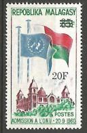 MADAGASCAR N° 447 NEUF** TTB - Madagaskar (1960-...)