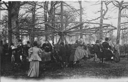 FORET DE RAMBOUILLET : Mardi-gras Aux étangs De Hollande - Belle CPA Non Utilisée - Rambouillet