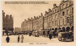 Cpa  ARRAS Entre Deux Places - Arras