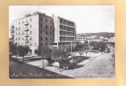 ACQUI TERME - VIA EMILIA - PALAZZO ARISTON CON ALBERGO - 1960 - Alessandria