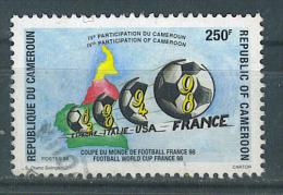 VEND BEAU TIMBRE DU CAMEROUN N° 1235 , COTE : ?, !!!! (l) - Cameroun (1960-...)