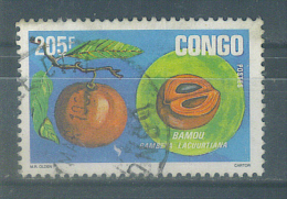 VEND BEAU TIMBRE DU CONGO (BRAZZAVILLE ) N° B1411 , COTE : ?, !!!! (d) - Afgestempeld