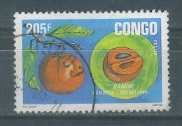 VEND BEAU TIMBRE DU CONGO (BRAZZAVILLE ) N° B1411 , COTE : ?, !!!! (e) - Afgestempeld