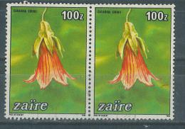 VEND BEAUX TIMBRES DU ZAIRE N° 860 EN PAIRE !!!! (c) - 1990-96: Oblitérés
