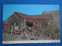 Bottle House, Rhyolite, Nevada. Merle Porter - Etats-Unis
