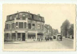 Auderghem - Oudergem   *  Chaussée De Wavre Et Entrée Drève Du Rouge Cloitre - Auderghem - Oudergem