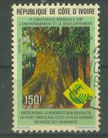 VEND BEAU TIMBRE DE COTE D ´ IVOIRE N° 1085 , COTE : ?, !!!! (f) - Côte D'Ivoire (1960-...)