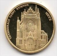 Metz - 57 : Cathédrale St-Etienne (collection Souvenirs Et Patrimoine) - Tourist