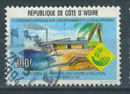 VEND BEAU TIMBRE DE COTE D ´ IVOIRE N° 1086 , COTE : ?, !!!! (b) - Côte D'Ivoire (1960-...)