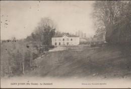 87 SAINT JUNIEN 1914 LE CHATELARD VILLA ? ED NOUVELLES GALERIES TBE