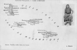 Colonies Françaises --ILES COMORES - Comores