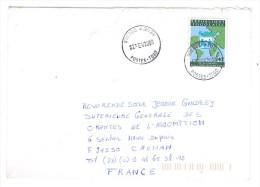 VEND TIMBRE DU TOGO N° A2979 , SUR LETTRE , COTE : ?, !!!! (o) - Togo (1960-...)