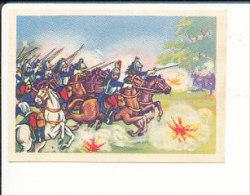 Café Maurice Histoire De France / N° 109 - Bataille De Reichshoffen 1870 / Cavalerie Cuirassiers  / IM 126/51-B - Té & Café