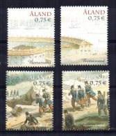 Aland - 2004 - 150th Anniversary Of Fall Of Bomarsund Fortress - MNH - Aland