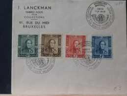 B/4177     OBL.   1949 - Belgien