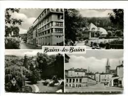 CP - Bains Les Bains (88) Ville D Eau - Bains Les Bains