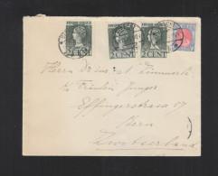 Brief 1924 Utrecht - 1891-1948 (Wilhelmine)