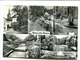 CP - BAINS LES BAINS (88) - Bains Les Bains