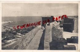 35 - SAINT MALO -  LES REMPARTS   CARTE PHOTO - Saint Malo