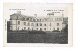 RIEC SUR BELON  LE CHATEAU DE LA PORTE NEUVE - France