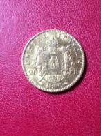 """20 FRANCS OR """"SECOND EMPIRE""""  (1866 BB) - L. 20 Francs"""