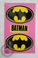 Sticker Postcard DC Comics Batman Logo - Cómics