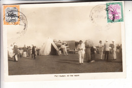 SUDAN - PORT SUDAN, At The Races, 1925 - Sudan
