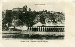 46 MERCUES ++ Château Des Evêques - Le Lot Illustré ++ - Otros Municipios