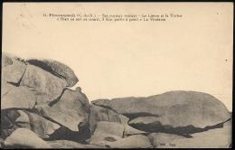 14- PLOUMANACH (C. Du N.).- Ses Curieux Rochers.- Le Lievre Et La Tortue. - Ploumanac'h