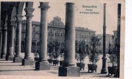 Alessandria. Portici Di Piazza Garibaldi - Alessandria