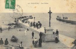 Palavas-les-Flots - Les Jetées - Edition Albaille - Palavas Les Flots