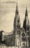 83451 - Chalons Sur Marne (51) Eglise Notre Dame - Châlons-sur-Marne