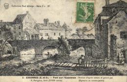 83475 - Essonnes (91) Pont Sur L'Essonnes - Essonnes