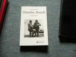 ( GUERRE 39-45  )   C. PRIME  OMAHA BEACH - War 1939-45