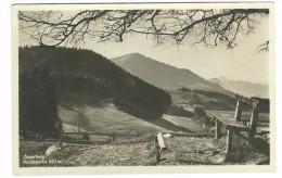 1932, Zugo, Zugerberg. Hochwacht. 992m. - ZG Zoug