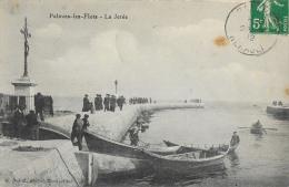 Palavas-les-Flots - La Jetée - Barque De Pêche - Phototypie Galdin - Palavas Les Flots