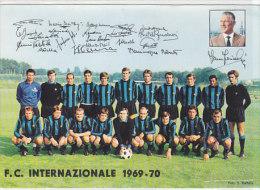 FC Internazionale 1969-70      (150113) - Fútbol