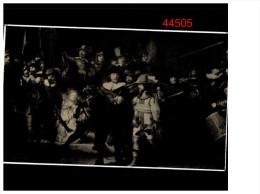 Rembrandt De Nachtwscht - Peintures & Tableaux