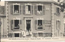PENSION DE FAMILLE DURAND - Sables D'Olonne