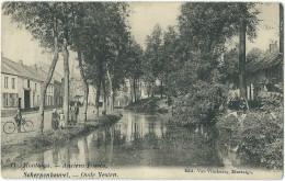 17. Scherpenheuvel - Oude Vesten. Windmolen - Montaigu - Anciens Fossés. Moulin à Vent - Old Vests. Wind Turbine. - Scherpenheuvel-Zichem