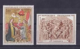 N* 1640/1641 NEUF**(ANNEE 1970) - France