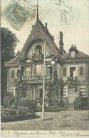 95-ENGHEIN-les-BAINS-Le *KURSAAL -CLUB*-Villa Villemessant- - Enghien Les Bains