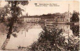 87 - SAINT-JUNIEN-BORDS DE VIENNE USINE DESSELAS