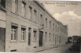 BELGIQUE - FLANDRE ORIENTALE - KRUIBEKE - RUPELMONDE - Pensionnat De La Visitation - Vue Extérieure. - Kruibeke