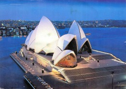 Famous Opera House SYDNEY (Australia), 196?, Format Ca.14,2 X 10 - Ohne Zuordnung